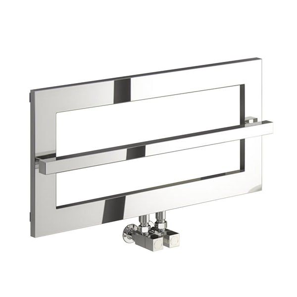 BORGO DESIGNER RADIATOR 500 CHROME