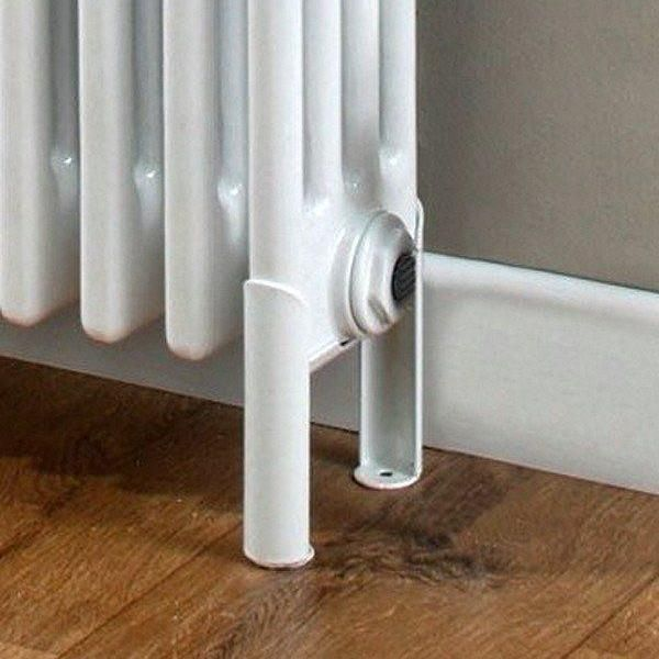 COLONA RADIATOR FEET 4 COL (ONE PAIR)